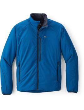 Kor Strata Insulated Jacket   Men's by Mountain Hardwear