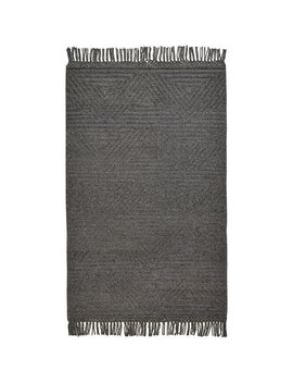 Updegraff Hand Knotted Charcoal Area Rug by Union Rustic