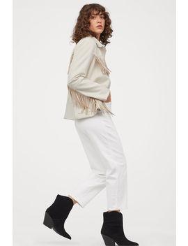 Jacke Mit Fransen by H&M