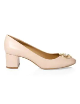 Chelsea Leather Pump by Tory Burch