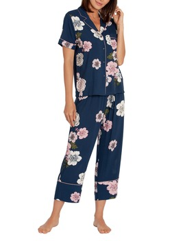 Crop Pajamas by In Bloom By Jonquil