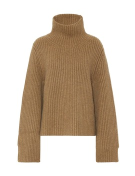 Molly Cashmere Turtleneck Sweater by Khaite