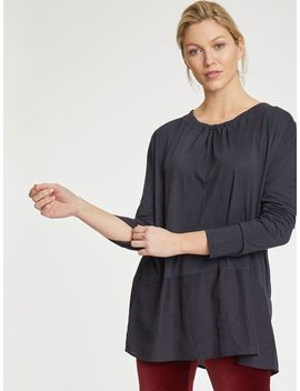 Iona Layered Bamboo Top by Thought