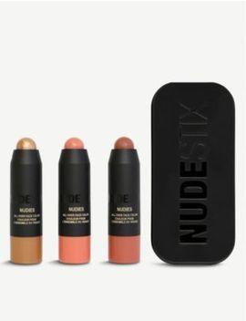 Mini Nudies Blush Bronze & Glow Kit by Nudestix