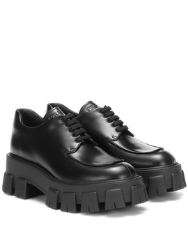 Leather Shoes by Prada