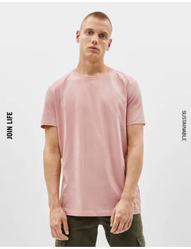Round Neck Tshirt   Null   Bershka United Kingdom by Bershka