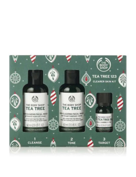 Tea Tree 123 Clearer Skin Kit Ask & Answer by The Body Shop