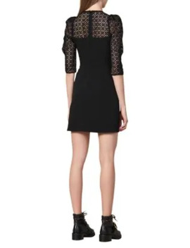 Emila Lace Mini Dress by Sandro