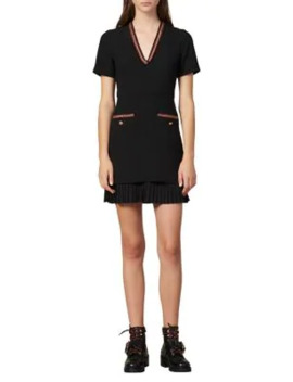 Orna Mini Dress by Sandro