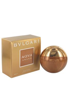 Bvlgari Bvlgari Aqua Amara Eau De Toilette Spray For Men 1.7 Oz by Bvlgari