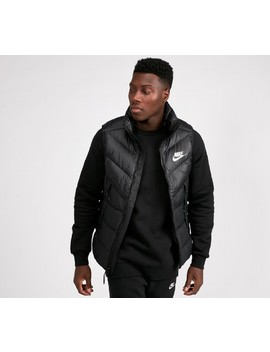 Down Fill Gilet Jacket | Black by Nike