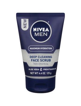 Maximum Hydration Deep Cleaning Face Scrub 4.4 Oz. by Nivea