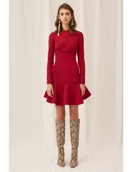 We Dream Long Sleeve Dress by Bnkr