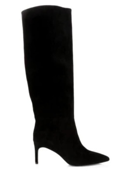 Maven Tall Suede Boots by Alice + Olivia