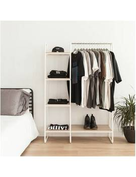 """Dillon 39.8"""" W Garment Rack by Project Tidy"""