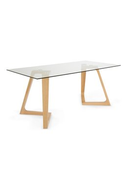 Bradford Dining Table by Hykkon