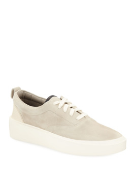 Men's 101 Suede Low Top Sneakers by Fear Of God
