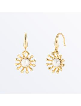 Pearl Drop Earrings     Sandro              Regular Price      £‌56 by Ana Luisa
