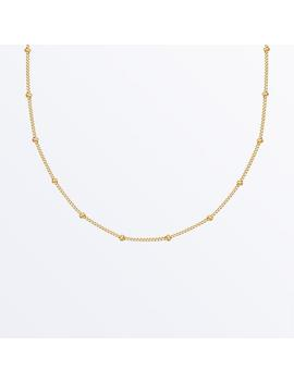 Small Ball Chain Necklace     Ana Gold              Regular Price      £‌46 by Ana Luisa