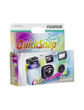 <Span><Span>Fujifilm Quick Snap Disposable Single Use Flash Camera 27 Exposures   Fashion</Span></Span> by Ebay Seller