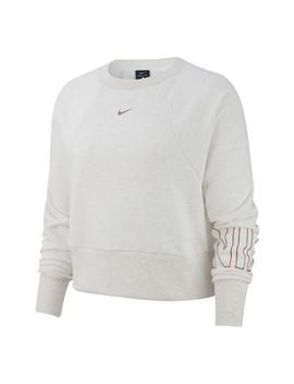 Dri Fit Get Fit Crew Neck Pullover by Nike