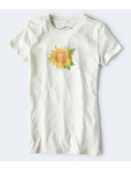 Sunflower Graphic Tee by Aeropostale
