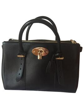 Bayswater Tote Leather Handbag by Mulberry