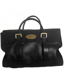 Bayswater Leather Tote by Mulberry