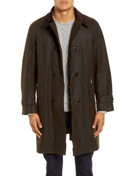 Icons Haydon Waxed Cotton Coat by Barbour