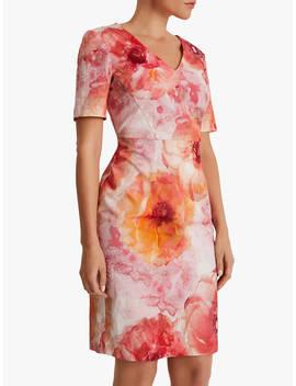 Fenn Wright Manson Petite Floral Coyenna Dress, Peony by Fenn Wright Manson