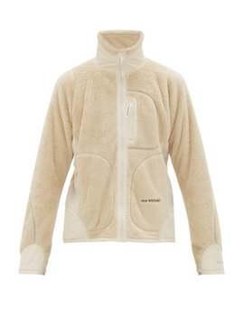 High Loft Fleece Jacket by And Wander