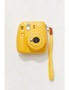 Fujifilm Uo Exclusive Instax™ Mini 9 Mustard Instant Camera by Fujifilm