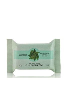 Fuji Green Tea™ Exfoliating Soap by The Body Shop