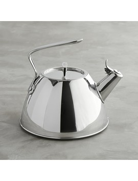 All Clad Stainless Steel Tea Kettle by Williams   Sonoma