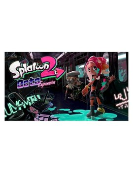 Nintendo Switch [Digital] by Splatoon 2: Octo Expansion