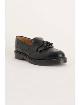 Menswear | Tassel Loafer, Black by Olive