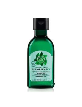 Fuji Green Tea™ Refreshingly Purifying Shampoo by The Body Shop