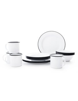 Starter 16 Piece Dinnerware Set, Service For 4 by Joss & Main