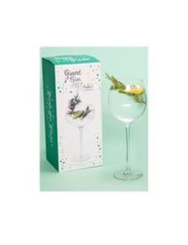 Giant Gin Glass by Fizz