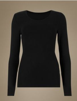 Heatgen Plus™ Thermal Long Sleeve Top by Marks & Spencer