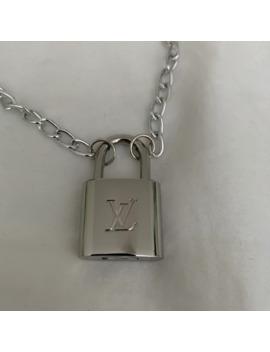 Louis Vuitton Lock Necklace by Louis Vuitton  ×