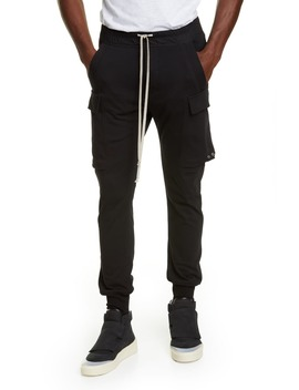 Cargo Jogger Pants by Rick Owens