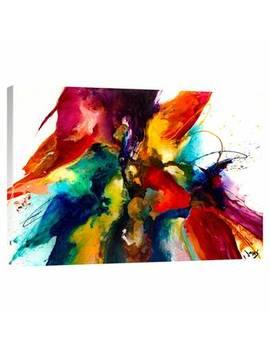 'flourish Iii' Painting Print by Zipcode Design