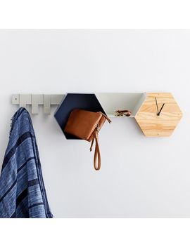 design-bite-powder-coated-entryway-organizer---basic by west-elm