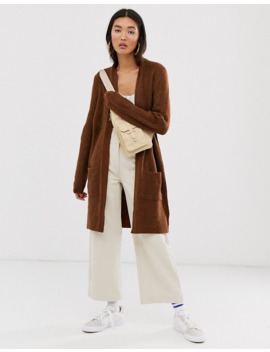 Only Knitted Longline Cardigan by Only's