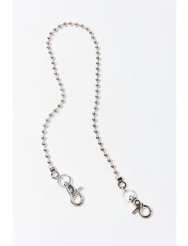 Ball Chain Wallet by Urban Outfitters