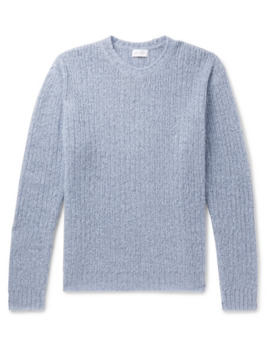 Wool And Cashmere Blend Sweater by John Elliott