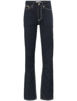 Cypress Wool Straight Leg Jeans by Eytys