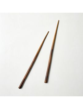Leny Teak Chopsticks by Crate&Barrel