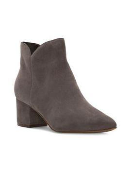 Elyse Grand Os Suede Booties by Cole Haan